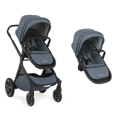 demi™ grow + sibling seat bundle
