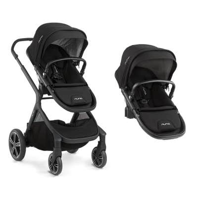 demi™ grow + sibling seat bundle