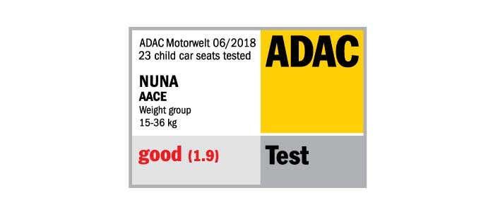 Nuna AACE Booster Seat | Grows From Pre-School - Pre-Teen