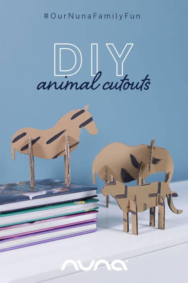 DIY Animal cutout image